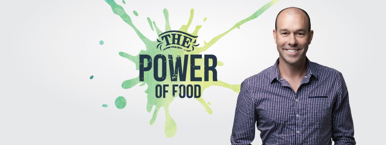 Damian Kristof THE POWER OF FOOD - Sandringham Yacht Club ...